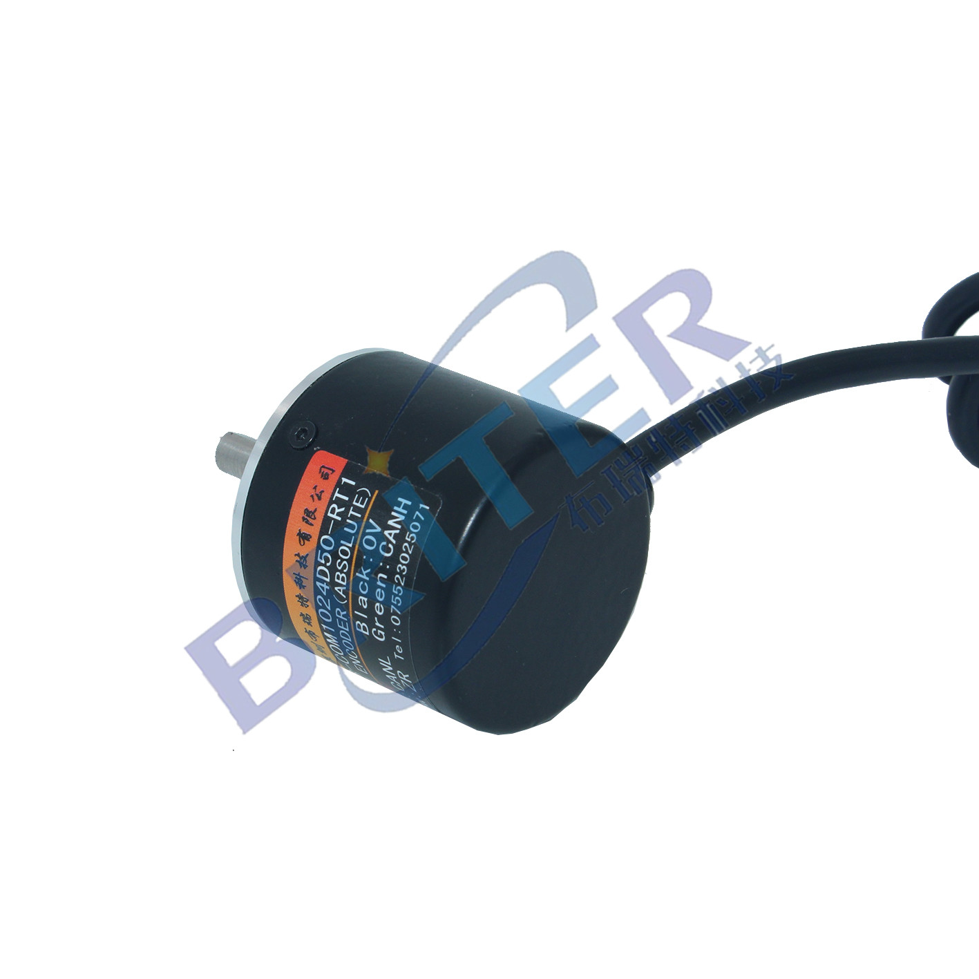 24-turn Multi-turn Encoder CAN Angle Rotation Absolute Encoder Power-off Memory