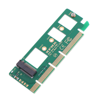 NVMe M.2 NGFF SSD To PCI-E PCI Express 3.0 16x X4 Adapter Riser Card Adapter Converter image
