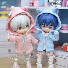 Ob11 GSC Molly doll bunny Kitty coat doll clothes Doll accessories