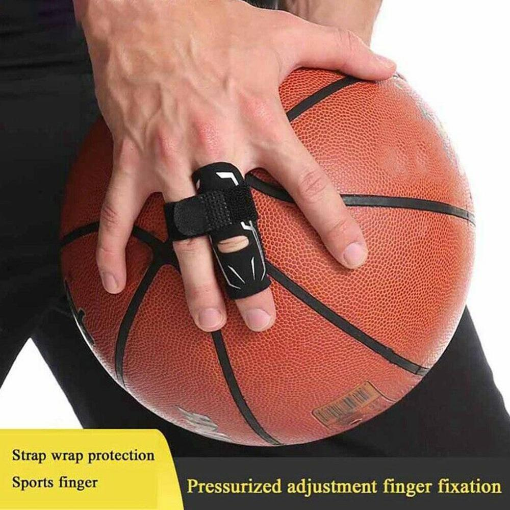 1pcs Basketball Finger Protect Brace Sport Finger Arthrosis Band Protect Splint Guard Bands Finger Protector Guard