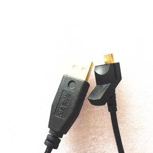 Image 4 - Ligne de données de câble USB professionnel 2m pour Razer Mamba 5G Chroma édition souris de jeu sans fil ligne de câble de charge fil de souris