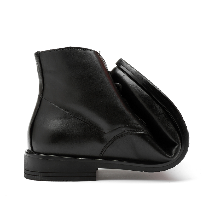 Men Dress Shoes Genuine Leather Business Ankle Boots High Quality Soft and Comfortable Performance Shoes in Formal Shoes from Shoes