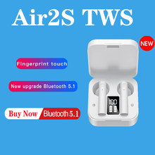 For Xiaomi Sports Running Earphones TWS Wireless Bluetooth Earphones LED PK Air 2 SE Airdots mi PRO 2 Noise Reduction Earbuds(China)