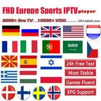 Smart TV box iptv m3u abonnement Arabisch Französisch Spanien USA Sport xxx enigma2 MAG 8000liveTV 10000VOD IPTVPLAYER KOSTENLOSER TEST