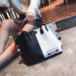 Bolsa de luxo Mulheres Sacos de Designer de Alta Qualidade PU Embreagem De Couro Ocasional Grande Saco Das Senhoras Ombro Marca Tamanho Grande de Compras de Viagens pack