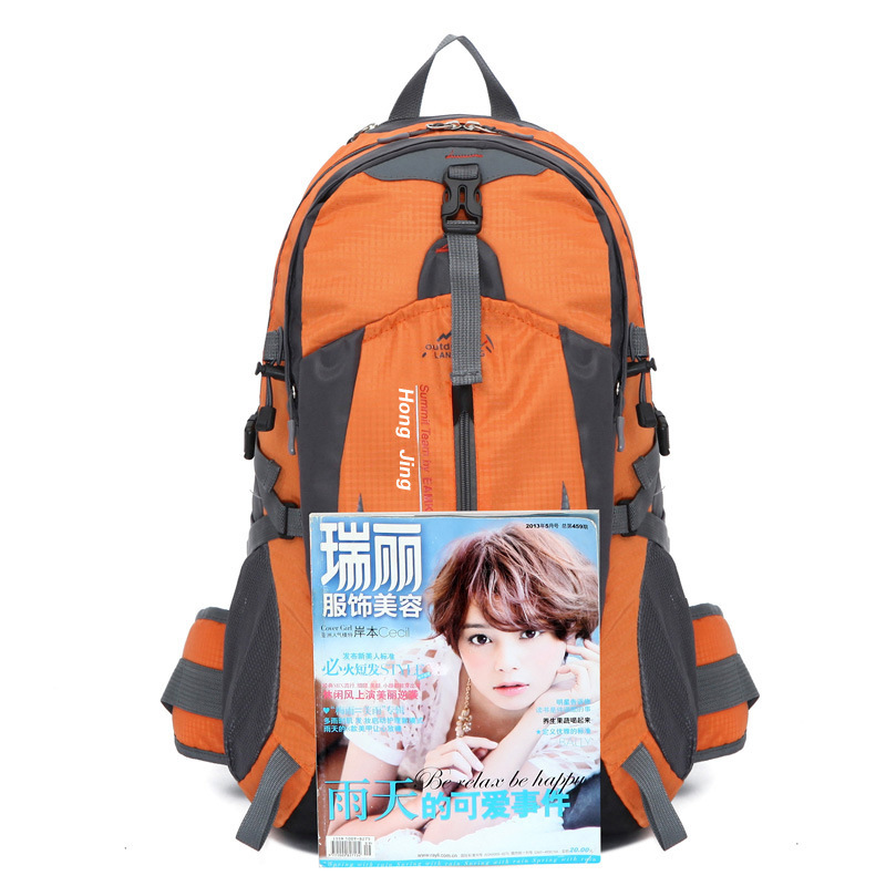 Outdoor Mountain Climbing Travel Backpack Women's Riding Sports Hook Outdoor Backpack Mountain Climbing Bag Travel Bag