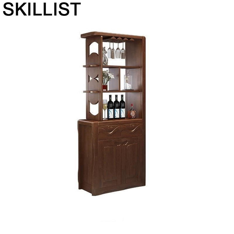 Armoire Mobili Per La Casa Cristaleira Living Room Mueble Kast Gabinete Salon Meuble Shelf Commercial Bar Furniture Wine Cabinet