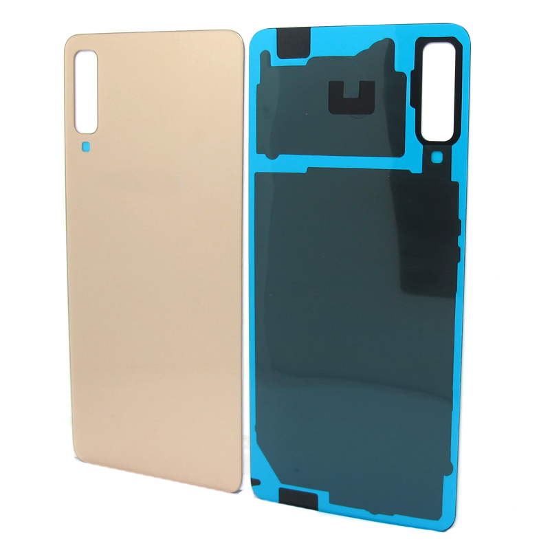 Battery Case Back Case Cover Door Housing for Samsung Galaxy A7 2018 A750F A750 Assembly Replacement Parts Gold Blue Black