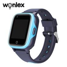 Wonlex Smart-Watches bambini android-os 4G Sim-Card videochiamata per regali SmartWatch KT15 Mini telefono GPS SOS Tracker anti-perso