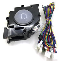 PC/USB Trackball for PS/ 60 in 1/412 in 1/619 in 1/750 in 1 3 inch Trackball MAME Arcade Game Cabinet cocktail arcade machine