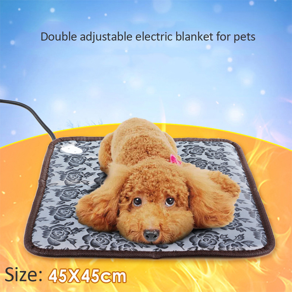 Pets Electric Bed Mat  My Pet World Store