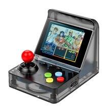 Console de jogo retro à mão de 32 bits, clássico nostálgico gba handheld console de jogo, usado para presentes das crianças