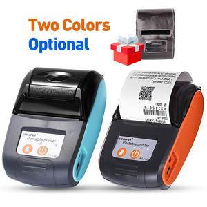 Thermal-Printer Receipt Bluetooth Loyverse Pos Mini Android Protable Wireless Free App-On