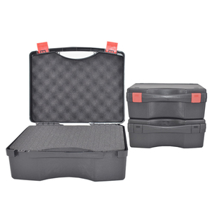 Protective Safety Tool Box Portable Plastic Toolbox Equipment Instrument Case Outdoor Shockproof Storage Dry Box With Foam