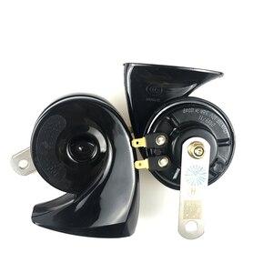Image 5 - Claxon Universal para coche, 2 uds., altavoz de alarma de claxon, 105 115DB, piezas de diseño de coche, patente 2019, Super con enchufe Original