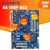 LGA 1155 placa base DDR3 GIGABYTE GA-Z68P-DS3 PCI-E 3,0 GIGABYTE Z68 placa base se LGA 1155 DDR3 Z68 USB2.0 Intel Z68