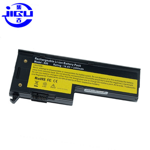 "JIGU Laptop Battery For IBM ThinkPad X60s X61 X60 X61s Lenovo ThinkPad R61e (15.4"" screen) T61 T61p (14.1"" & 15.4"" screen)(China)"