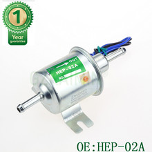 12V חשמלי משאבת דלק נמוך לחץ בורג תיקון חוט דיזל בנזין HEP 02A HEP02A דלק משאבת קרבורטור, אופנוע, טרקטורונים