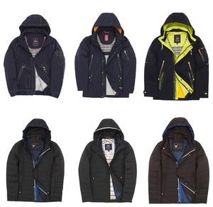 Image 5 - Blackleopardwolf 2019 men spring jacket men coat spring hotsale Winter Down Jacket parkas Fur Winter CoatClearance