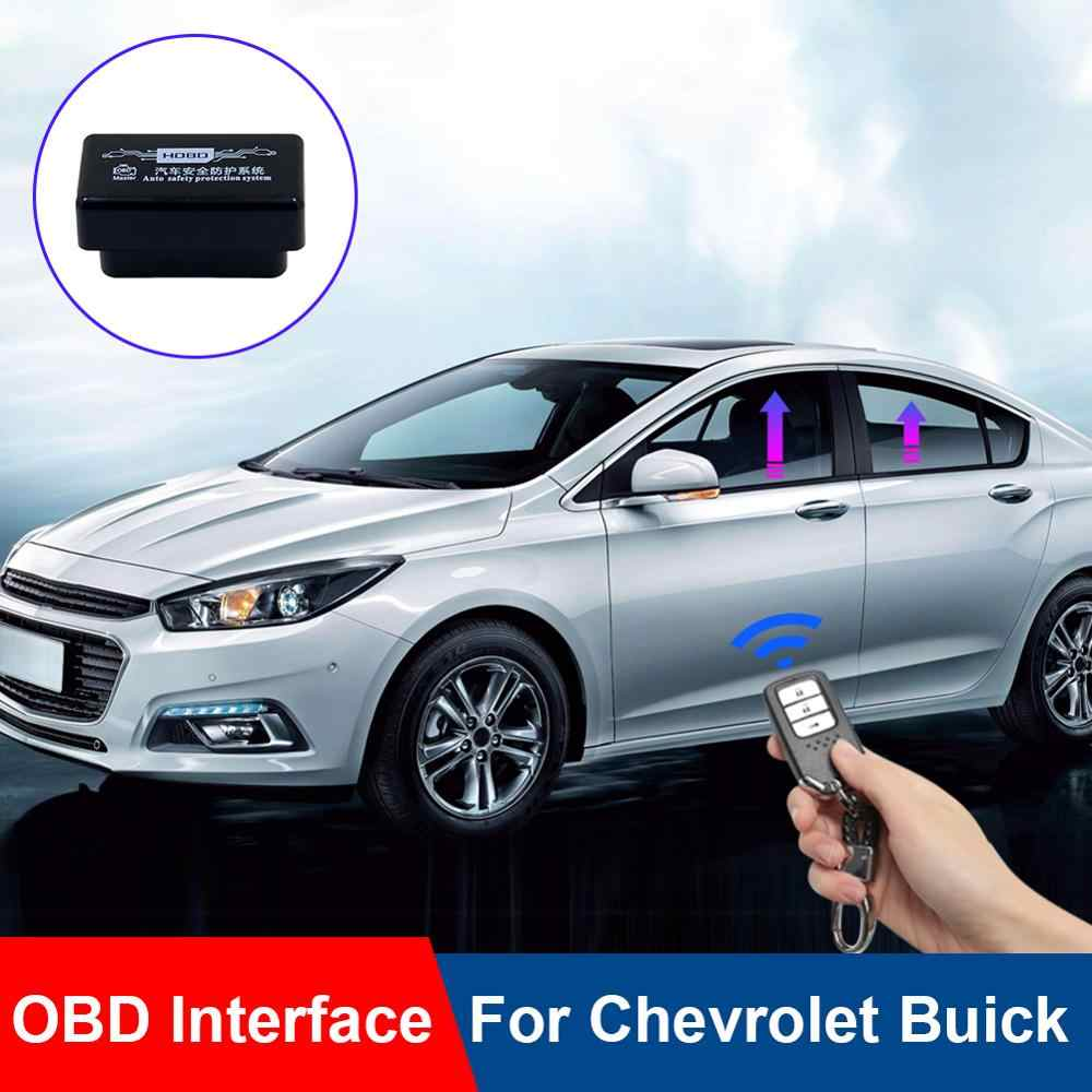 Door Glass Vehicle Power Sunroof Car Window Closer OBD Interface Folding Mirror Module Auto Opening For Chevrolet Cruze