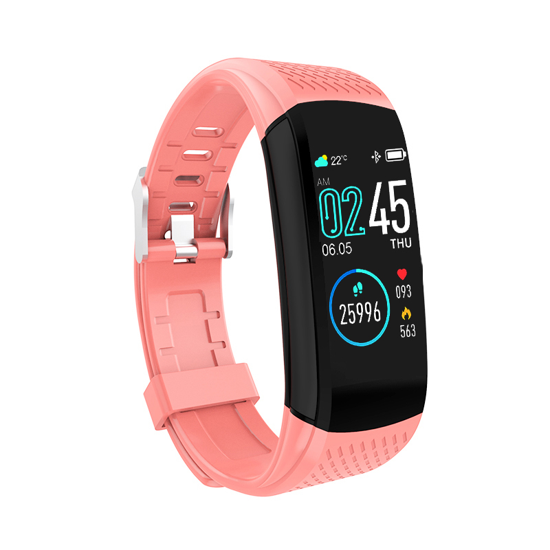 C8 Blood Pressure Heart Rate Calories Monitor USB Charging Smart Band Call Vibration Sports Fitness Bracelet Remind Wristband