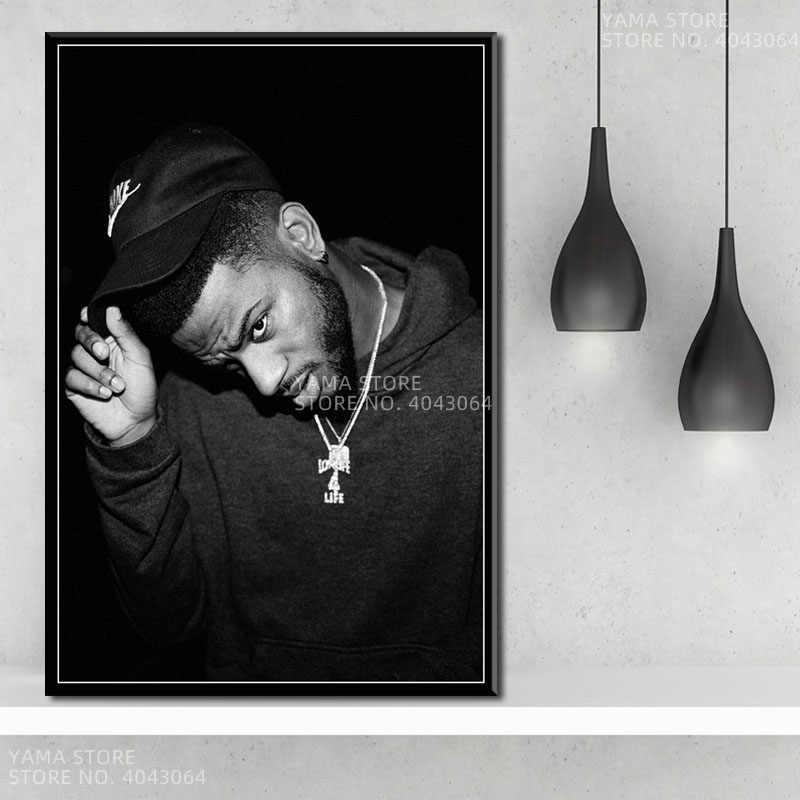 24x36 14x21 Poster Bryson Tiller Rap Music Star Hip Hop Rapper Custom Gift T-191