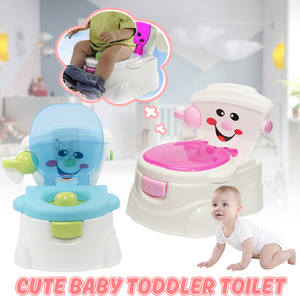 Baby Potty Urinal Toilet-Bowl Backrest Training Comfortable Kids Children's Bedpan Cartoon