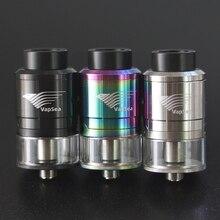 VapSea RDTA atomiseur 3.0ml capacité 24mm réservoir de vaporisateur pour vaper boîte à cigarettes électronique Mod Vape