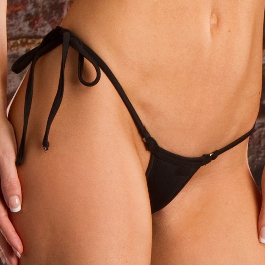 Bkning G String Bikini Tanga Bottom Women Thong Swimwear Bottoms Micro Swimming Suit Mini Cheeky Swim Bottom Sexy Biquini Pants