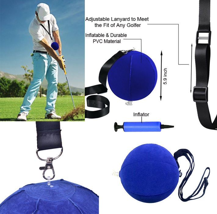 4 stks / set golf swing training hulpmiddel arm band trainer impact - Golf - Foto 2
