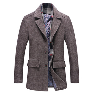 Man Winter Jacket Cross-Border