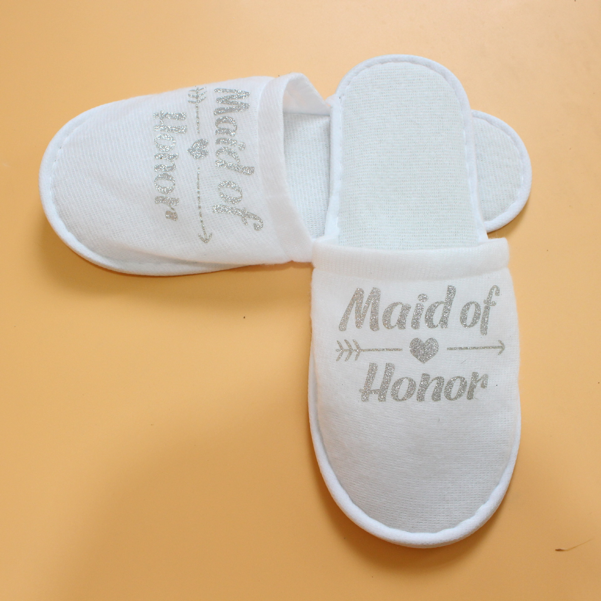 maid of honor silver
