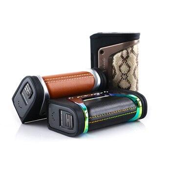 Vape Kit Geekvape Aegis Mod Aegis Legend 200W Tc Doos Mod Aangedreven Door Dual 18650 Batterijen E Cigs Geen batterij Voor Zeus Rta Blitzen