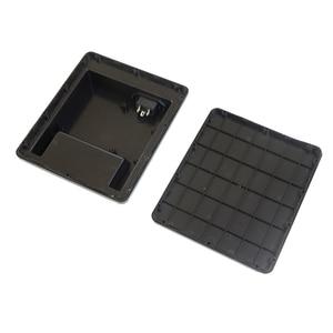 Image 3 - Caja de aluminio de batería 18650 de alta calidad con cubierta de plástico ABS