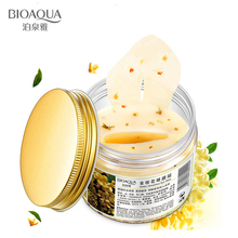 BIOAQUA Gold Osmanthus Eye Patches Mask Collagen Gel  Protein Sleep Patche Remover Dark Circles Bag care 40/80Pc/ Bottle
