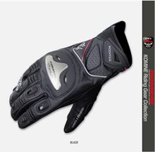 Komine GK-170 new Alloy anti-fall racing Gloves Motorcycle Riding Gloves Touch Screen Knight Gloves b(China)