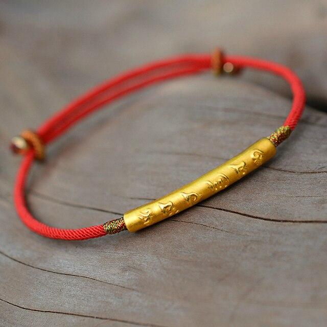 Bracelet Porte-Bonheur Tibétain