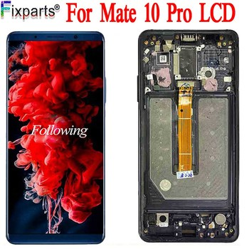 TFT Screen For Huawei Mate 10 Pro LCD Replacement for Huawei Mate 10 Pro LCD Touch Screen Digitizer Assembly BLA-L09 BLA-L29 LCD