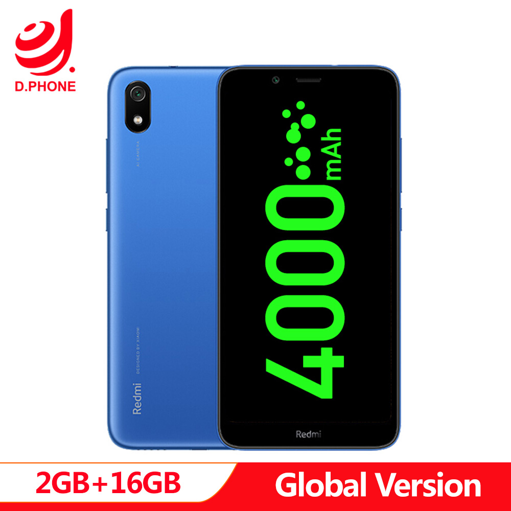 Купить Глобальная версия Xiaomi Redmi 7A 7 A 2 GB 16 GB 5,45