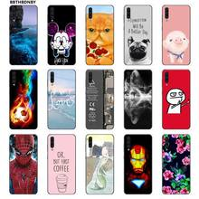 Telefoon Case Voor Galaxy A70 Case Coque Bumper Coque Shell Telefoon Geval Voor Samsung Note 3 4 5 7 8 9 10 Pro A7 2018 A10 A40 A50 A70(China)