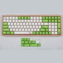 XDA Gungle PBT Farbstoff-Sub Tastenkappen für Cherry MX Schalter der 61 84 87 96 104 108 XD60 GK61 GH60 Poker Mechanische Tastaturen