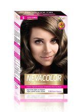 Первоклассная краска для волос nвасолор 6. Темный ауберн