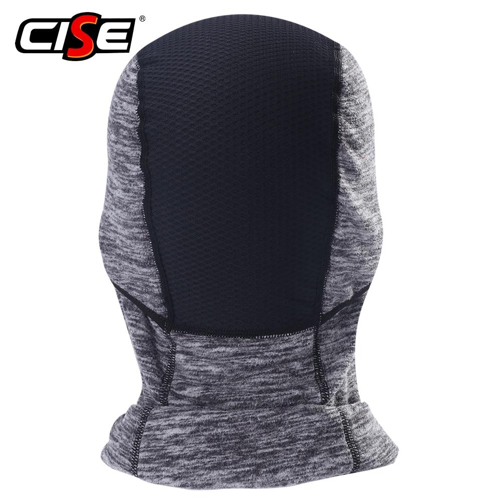 Image 2 - Winter Warmer Fleece Balaclava Full Face Mask Motorcycle Cycling  Thermal Hood Liner Shield Hat Sports Ski Bike Bicycle  SnowboardMotorcycle Face Mask