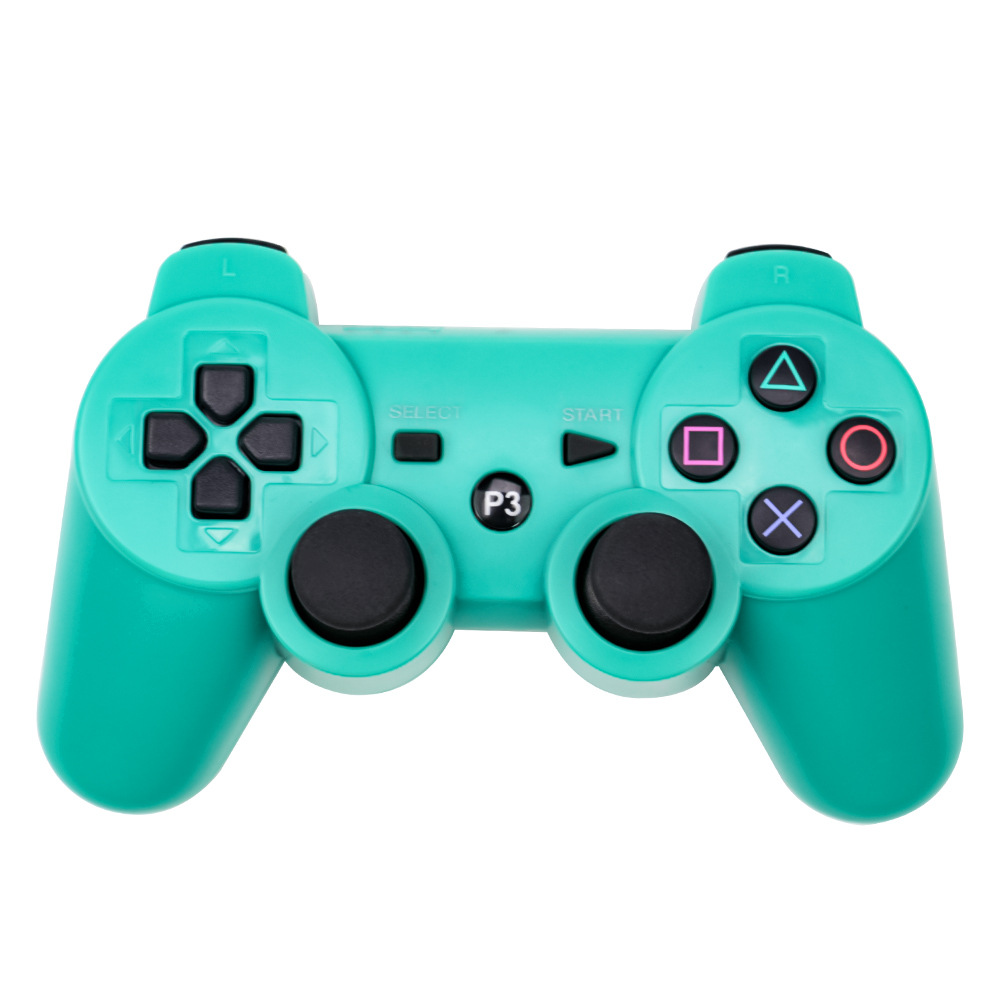 ZZHXON PS3 wireless Bluetooth game controller Bluetooth game controller for PS3 game console multiple colors