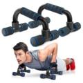 2 шт. пуш-ап барная стойка с эффектом пуш-ап доска упражнения стеллажи для выставки товаров Обучение груди бар рукоятка тренажер для мышц брю...