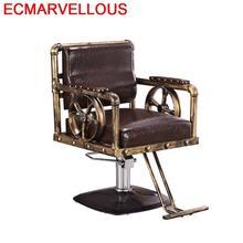 Шезлонг Sedie Stuhl beauty Cadeira Barbeiro Mueble De Furniture Fauteuil Barbearia Salon Barbershop Silla парикмахерское кресло