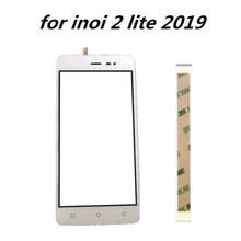 5.0inch Voor INOI 2 Lite 2019 touch Screen Glas sensor panel lens glas vervanging voor INOI 2 Lite mobiele telefoon