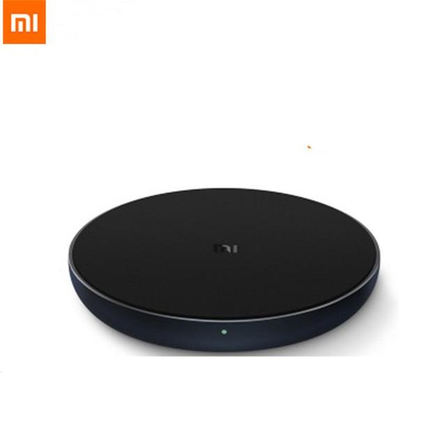 Original Xiaomi Mijia WPC01ZM 10W MAX Quick Charge Qi Wireless Charger Type C สำหรับ iPhone สำหรับ Samsung สำหรับ huawei ในสต็อก