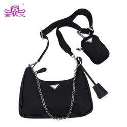 Big Buang 2020 модная женская сумка через плечо, повседневные роскошные сумки, женские сумки, мини карманные роскошные женские сумки через плечо