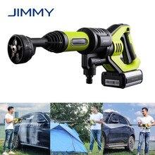 JIMMY JW31 – Machine à laver portative sans fil 180W, pompe de rinçage, Kit d'outils de nettoyage de voiture, mousse de neige, nettoyeur à eau